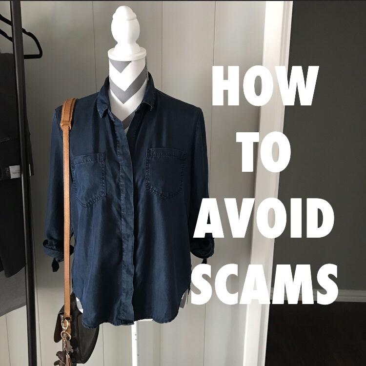 How To Avoid Getting Scammed On Poshmark – officiallykim com